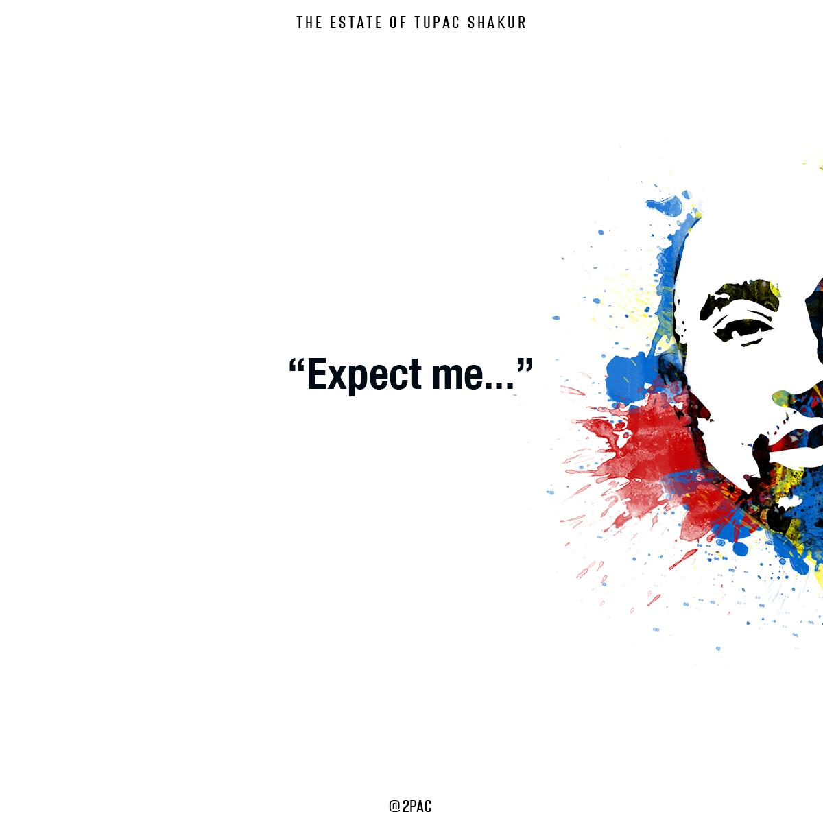 Return tomorrow at 5pm EST for a special announcement from The Estate of Tupac Shakur. http://t.co/aUvgW0Ycp2