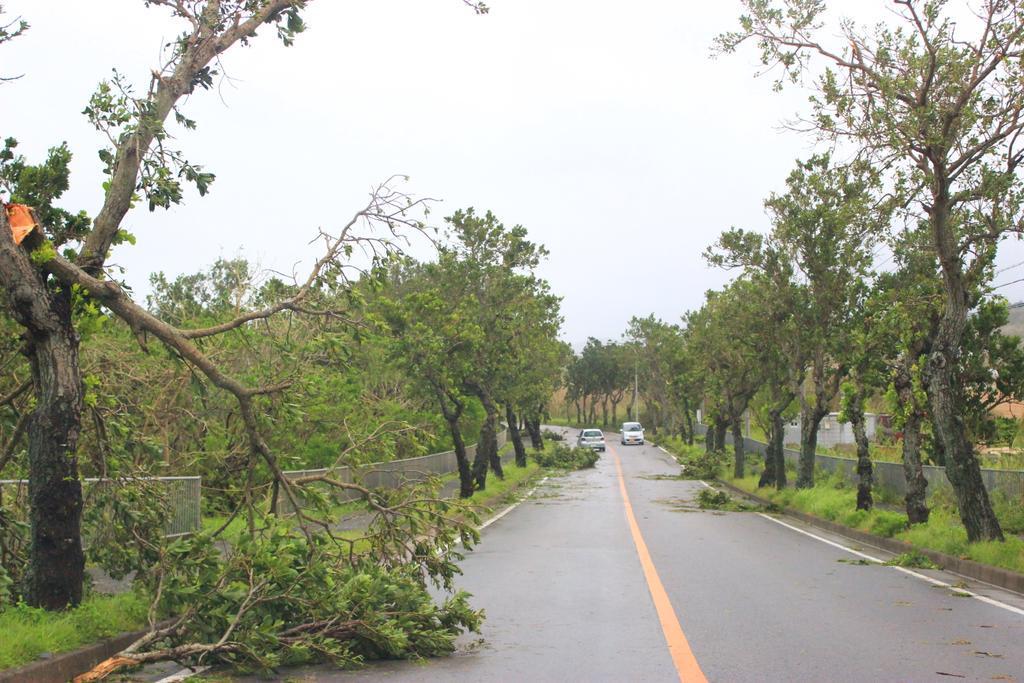 今日の石垣島。台風15号すぎさりました pic.twitter.com/eRO42O82Bd