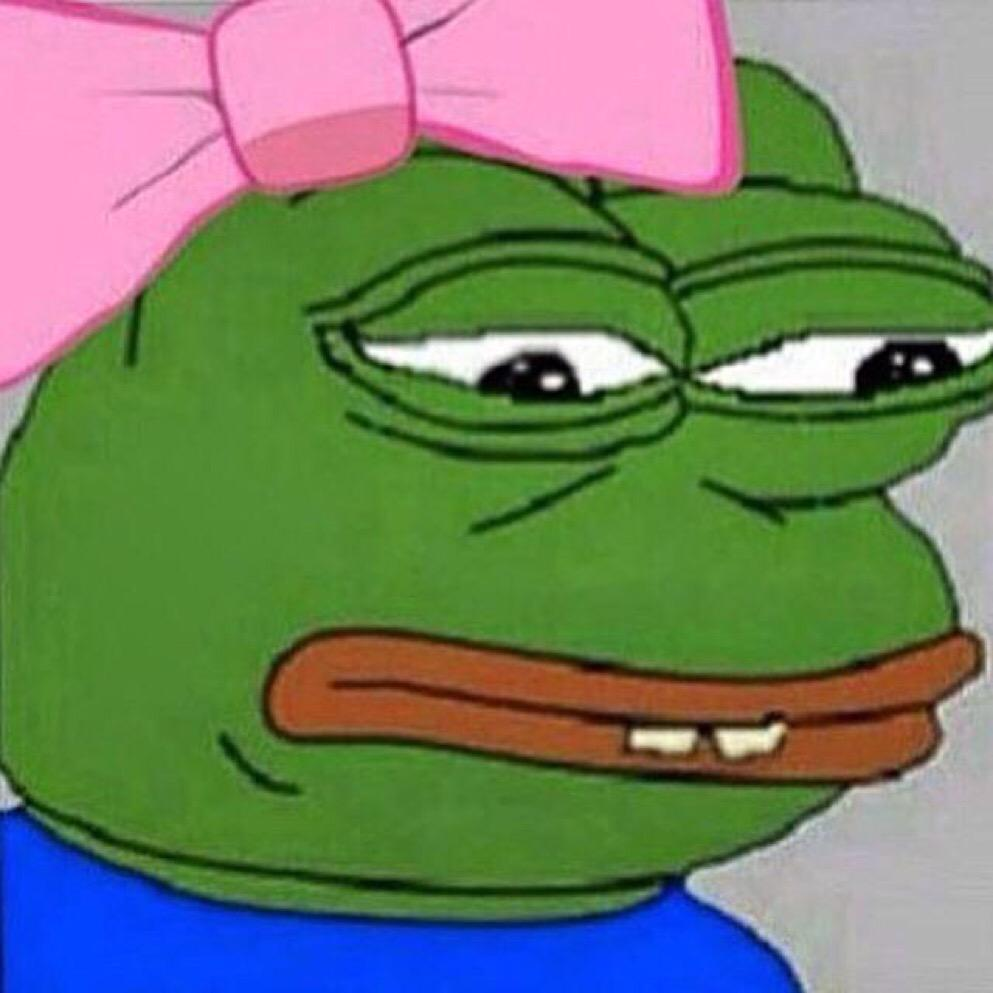 """Pepe The Frog Meme On Twitter: """"guess Who's Back Http://t"""