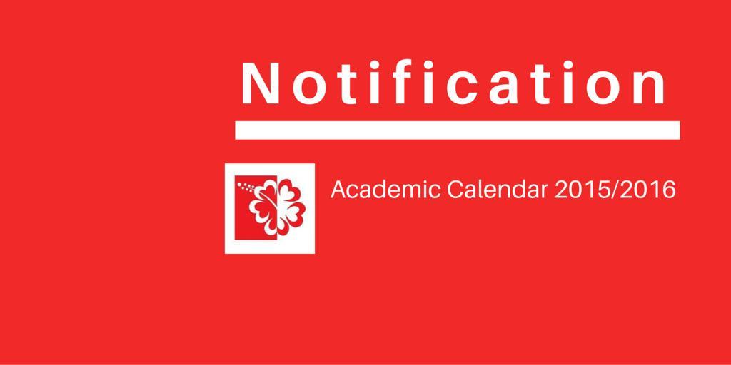 Msu Academic Calendar.Msu Malaysia On Twitter Notification On Msu Academic Year 2015