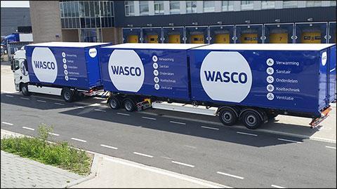 Sluiter Logistics zet in op LZV vervoer