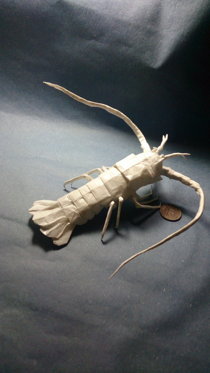 Daniel Xu On Twitter Lobster Design By Satoshi Kamiya Tco 8Qz9RFXxTn