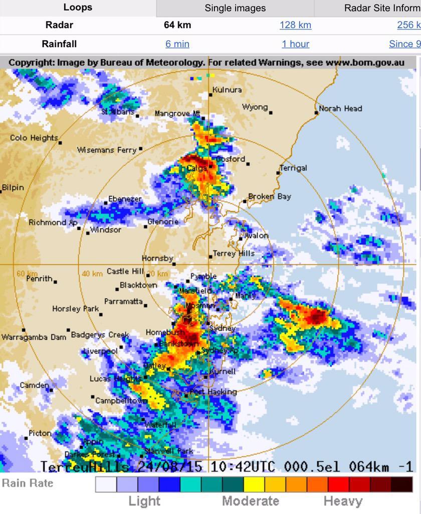 bom radar sydney - photo #48