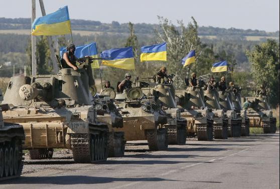 В Станице Луганской идет бой между украинскими воинами и террористами, - ОГА - Цензор.НЕТ 2264
