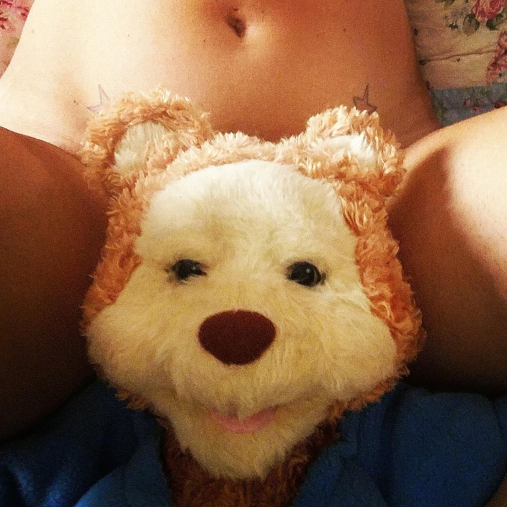 Jennifer Degraw On Twitter My Teddy And I Say Have A Good Day