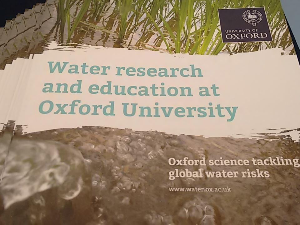 At #wwweek and interested in finding out more about #flood #development #smartwater etc? Come by g3 for a report! http://t.co/wQAotJE9T5