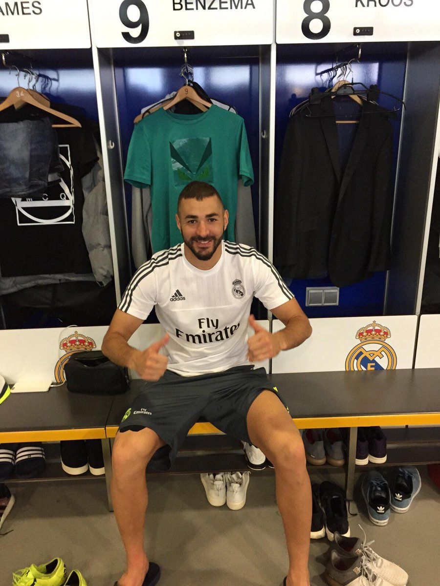 Benzema dismisses Real Madrid exit talk
