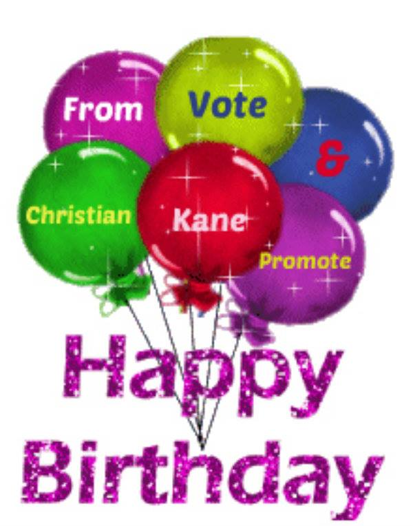 Happy Birthday Emoji Art Copy And Paste Whatsapp Free Apps Envelopes Christian Kane Vote Promote