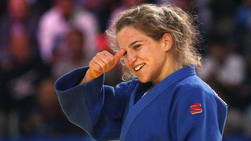 """Paula Pareto, nueva Campeona del Mundo: """"Es una de las medallas más soñadas"""". Escuchala: http://t.co/JbmHTeeNnC http://t.co/yVDsYxlAsz"""