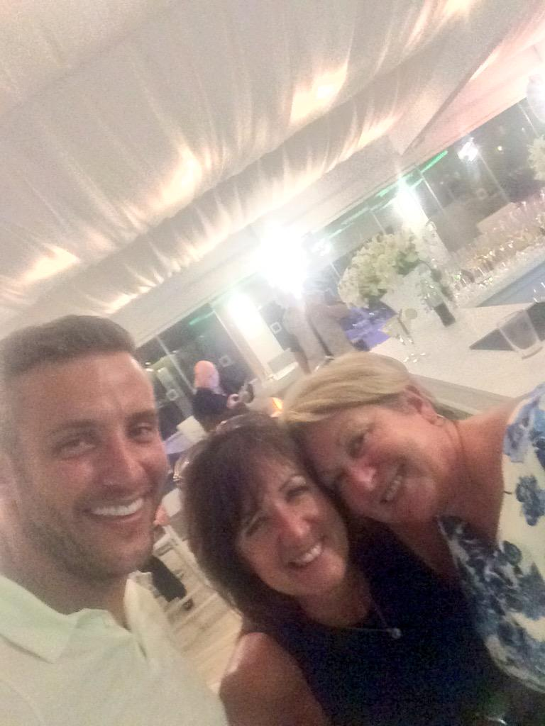 RT @JayneJain: Thanks for a great night at @oliviaslacala. Great food and service by Paul and George! Thanks @elliottwright_ for pic http:/…
