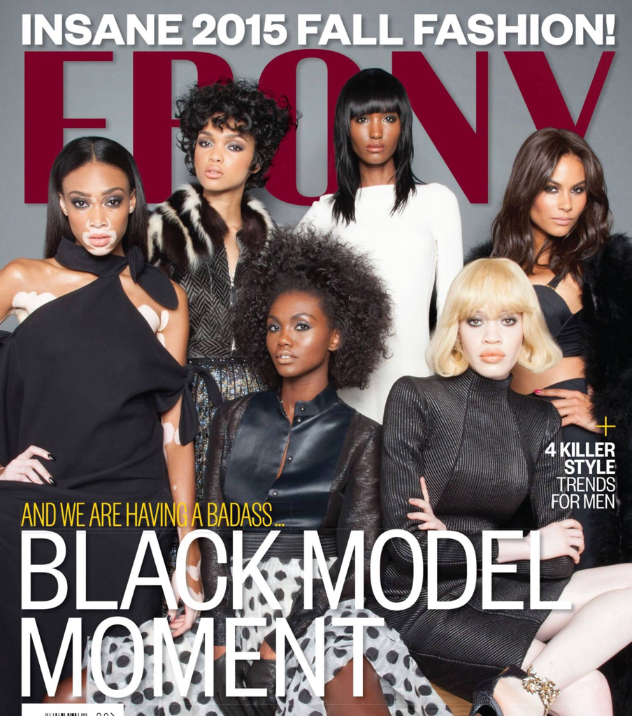 One of my proudest moments is having my work featured on a mag that's been in my life for over 40 years @EBONYMag http://t.co/Y5f5hgZGub