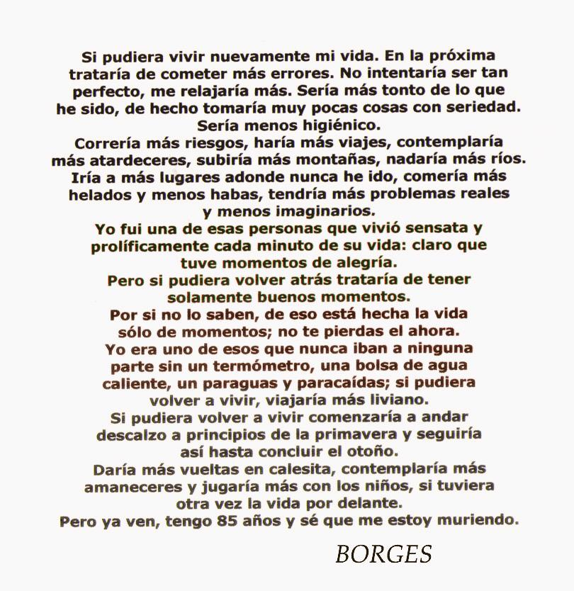 an analysis of jorge luis borges Borges father, jorge g uillerm o borges h aslam , died in 1938 after a long  illness  analysis of jorge luis borges' life and w orks, rodríguez m onegal says  this.