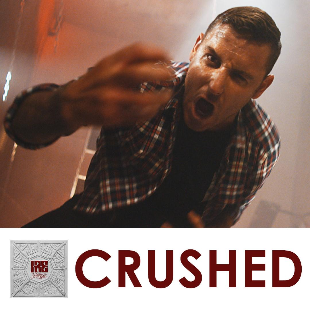 "Brand new song and video for you! Check out ""Crushed"" off our upcoming album 'IRE'. http://t.co/JJwcaXBf7E http://t.co/TRvKmQsQud"