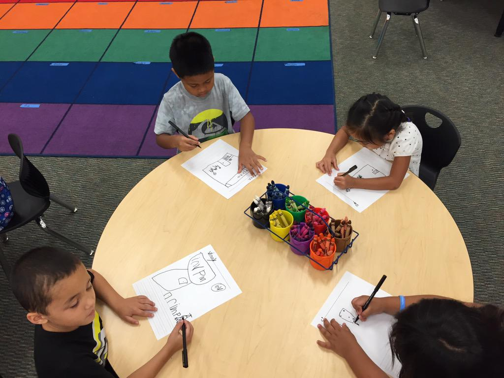 Writer's workshop begins today! #camlearns http://t.co/5X5Wyx7uYS