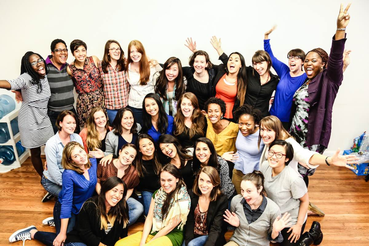 """We're featured in @FastCompany today - answering the question """"Where are the women in tech?"""" http://t.co/pty1l62PCA http://t.co/foQ8Tn48fb"""