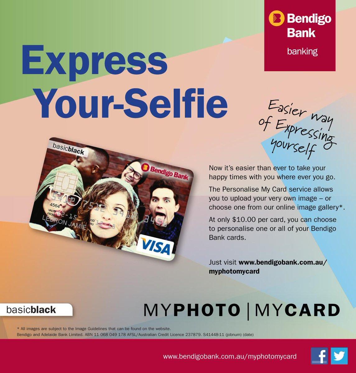 how to get a new bendigo bank card