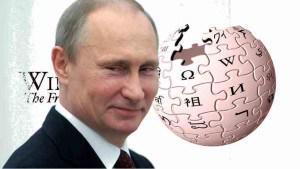 Oscurato Wikipedia in Russia