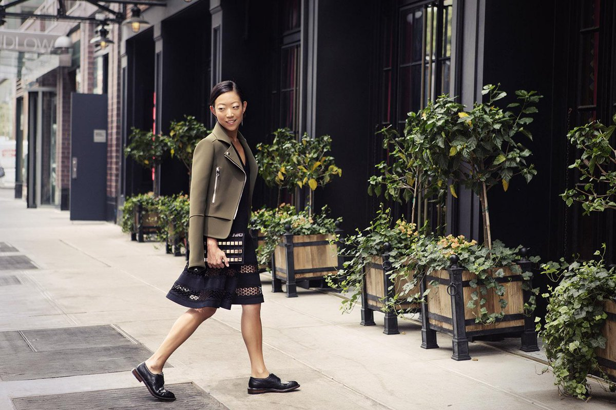 Barneys New York On Twitter Our Fashion Director Tomoko Ogura Styles The Forever Classic With A Hint Of Irreverence Http T Co Biqvbnj0w9 Http T Co Omr2tvasem