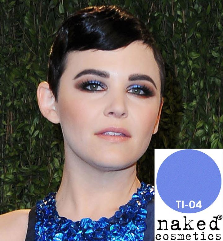 Recreate Ginnifer Goodwin's #eyeshadow color pop w/ #nakedcosmetics TI-04. #celebritymakeup #makeupmonday #pigments http://t.co/exYZpZcDiv