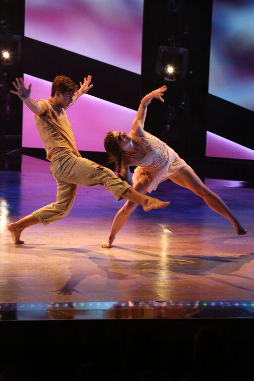 RT @DANCEonFOX: .@derekpiquette & @Jaimie_goodwin's performance is making us feel totally emotional! #sytycd http://t.co/9baIqL78Sp