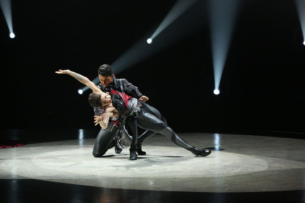 RT @DANCEonFOX: .@MegzAlfonso & @Dance10Paul are bringing the Paso Doble FIRE! #sytycd http://t.co/SzF9zJp06P