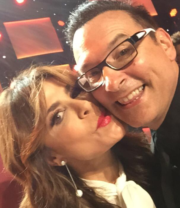 RT @JMGenereux: The Great @PaulaAbdul @DANCEonFOX #StageVsStreet thanks to share your love for Dance !!!! http://t.co/7JLick9mbJ