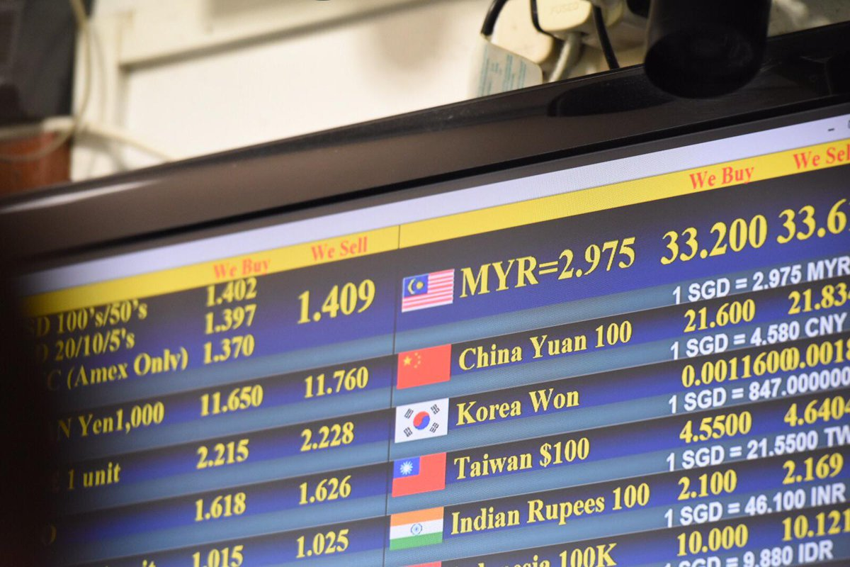 Weehingthong General Interest Current Events Politics Crime Ringgit Malaysia Singapore The Malaysian Continued Its Freefall On Tuesday Aug 25 With S1 Worth 30267 Shortly After Markets Opened