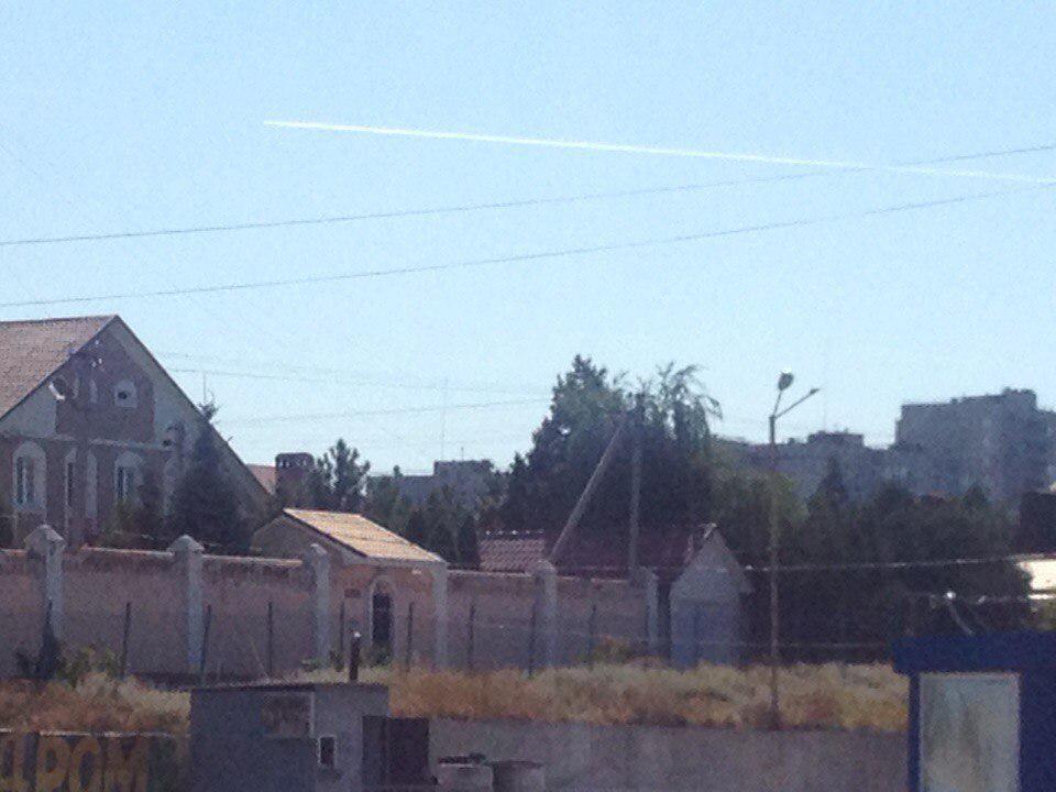 В штабе АТО не подтвердили информацию о российских истребителях над Луганском - Цензор.НЕТ 8949