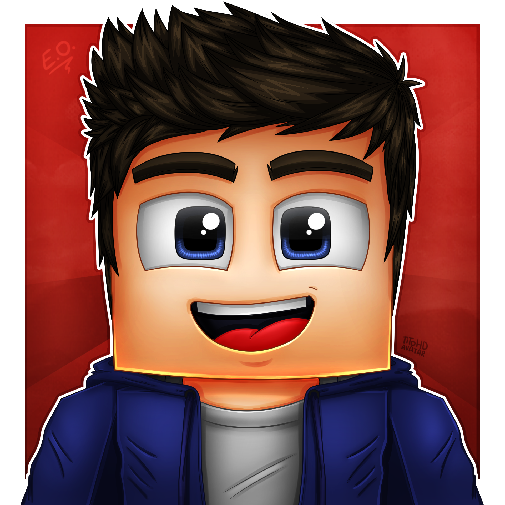 Eonofre on twitter minecraft avatar giveaway rt fav - Cool youtube pictures ...