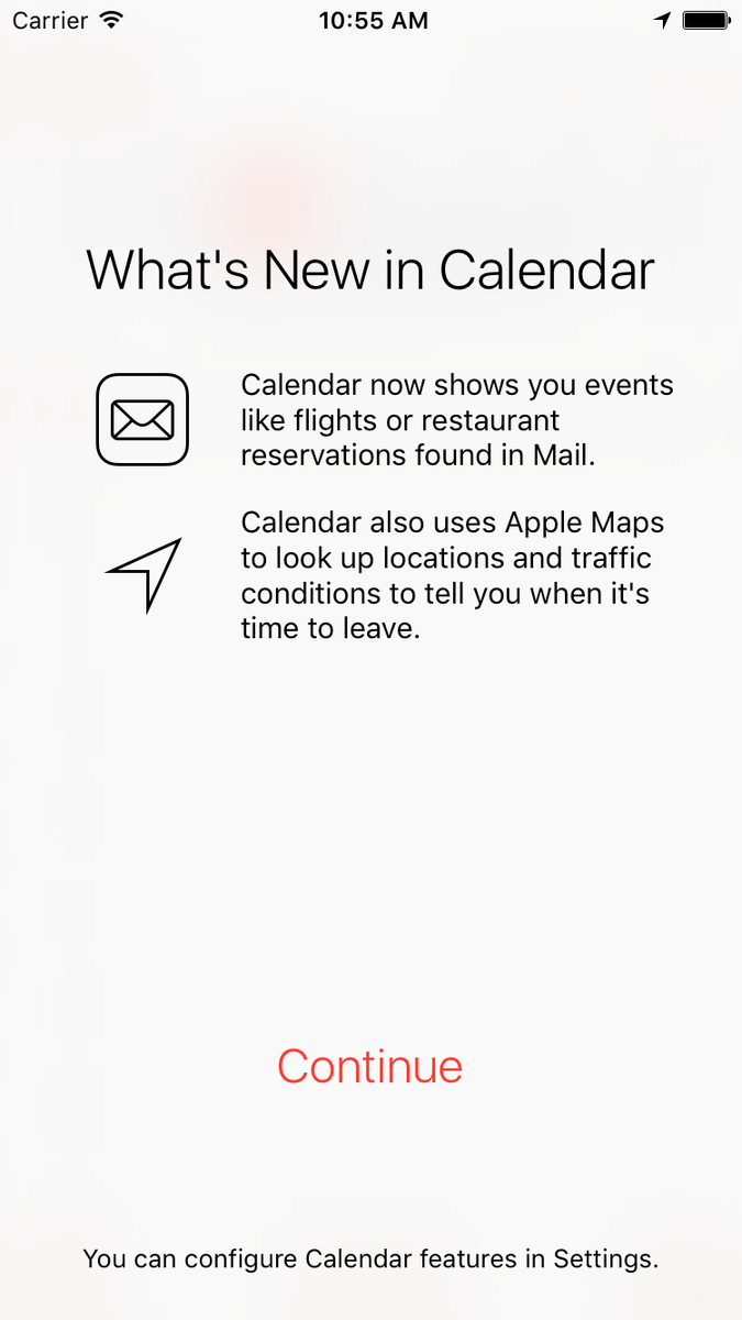 Whats New On Calendar >> Max Rudberg On Twitter What S New In Calendar Screen Ios 9