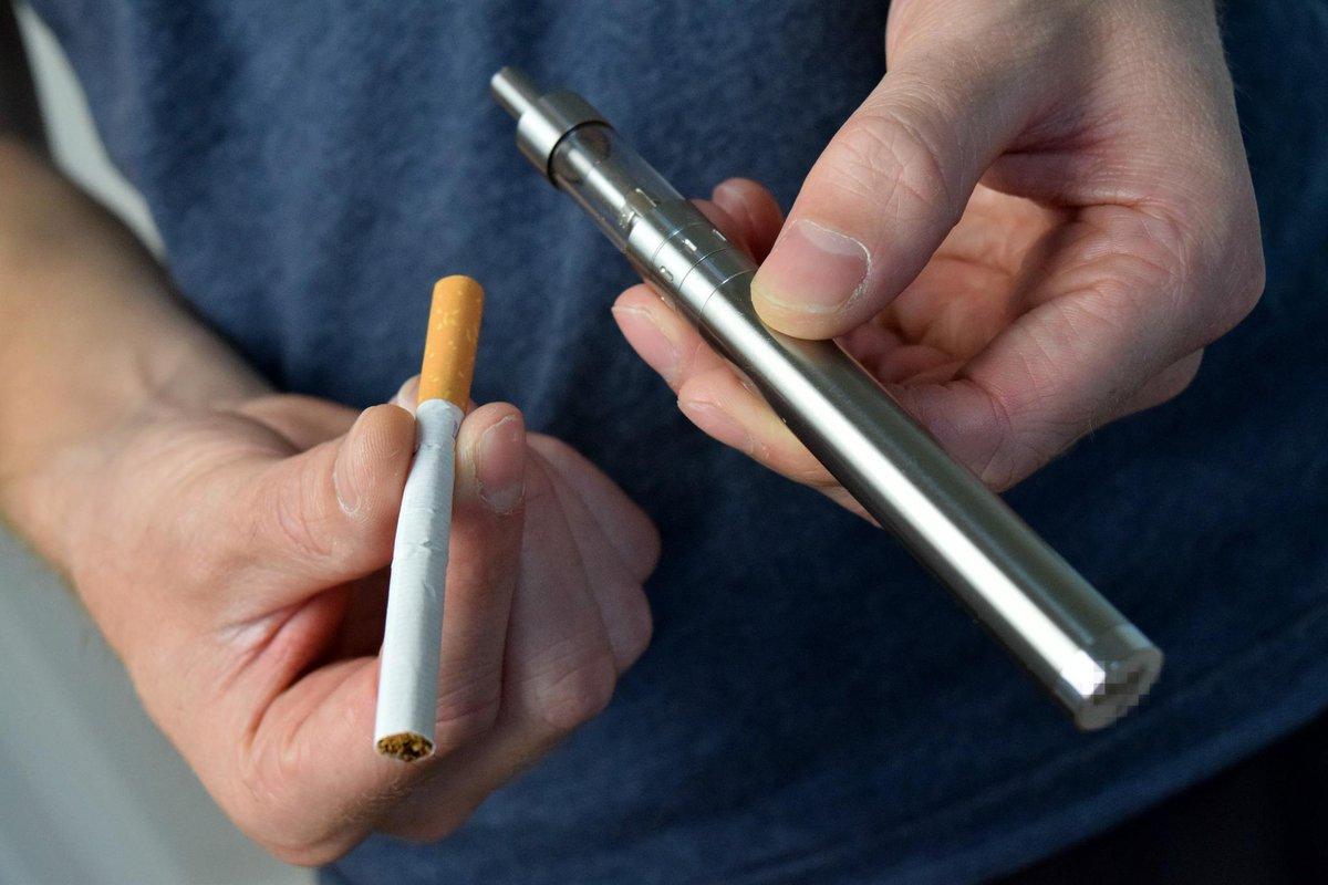 """Sigaretta elettronica: un'indagine dell'antitrust in Francia rivela """"molte anomalie""""."""