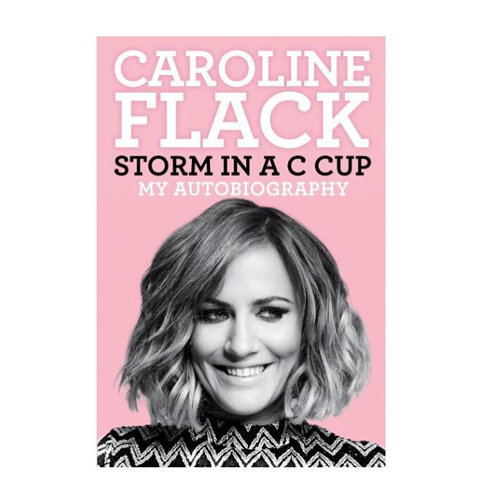 @carolineflack1 debut book out Oct 22 and available to pre order now on #Amazon - signings tba soon x http://t.co/RA2vjMMC2v