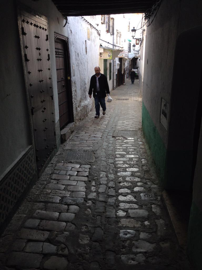 """عـ ـلـ ـي ا لـ ـسـ ـعـ ـد Twitterissä: """"قصبة تطوان - في المدينة القديمة -  مدينة تطوان القديمة من مناطق التراث العالمي - لا تفوت زيارتها #المغرب #تطوان  #سفر http://t.co/brFpuUoJGw"""""""
