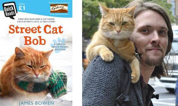 Street Cat Named Bob Italiano