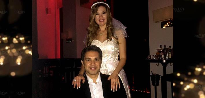 تاتو رانيا فريد شوقى اثناء زواجها للمره الثالثه بالصور زواج رانيا فريد شوقى ترند تويتر