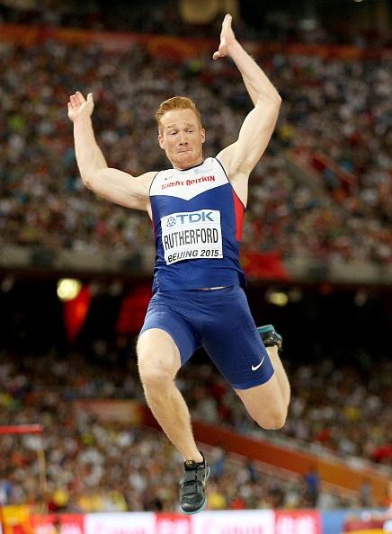 GRAND SLAM! GRAND SLAM! GRAND SLAM! GRAND SLAM! #Beijing2015  @GregJRutherford completes the set. WORLD CHAMPION http://t.co/rz7iI7cnPU