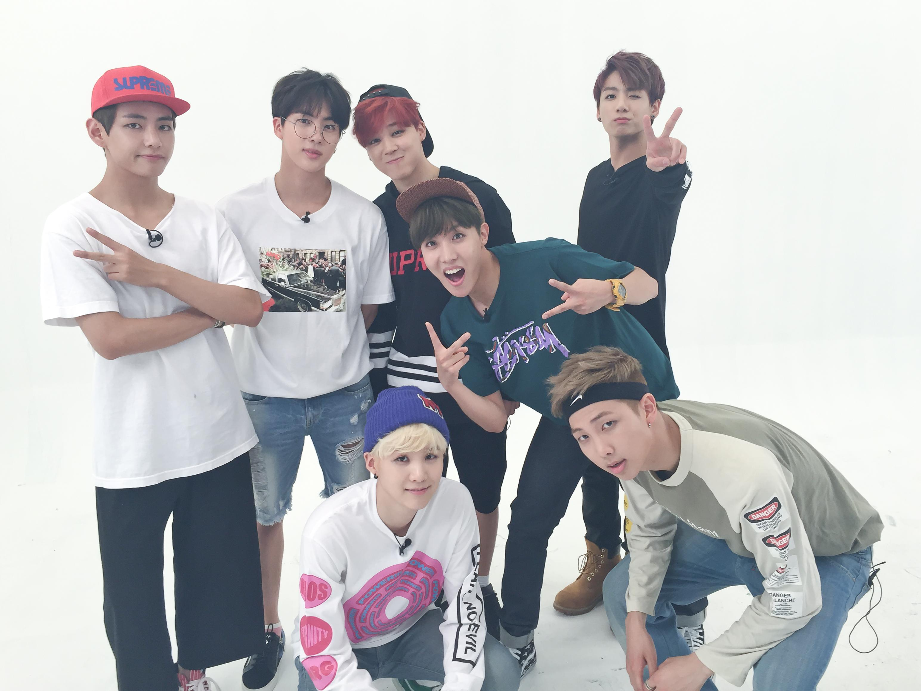 BTS Summer out of the country in 2014  YouTube