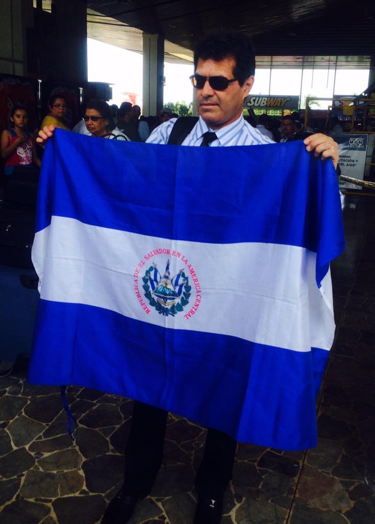 """Jorge """"el zarco"""" Rodriguez es el nuevo tecnion de La Seleccion Nacional. CNR5V24UEAAp91C"""