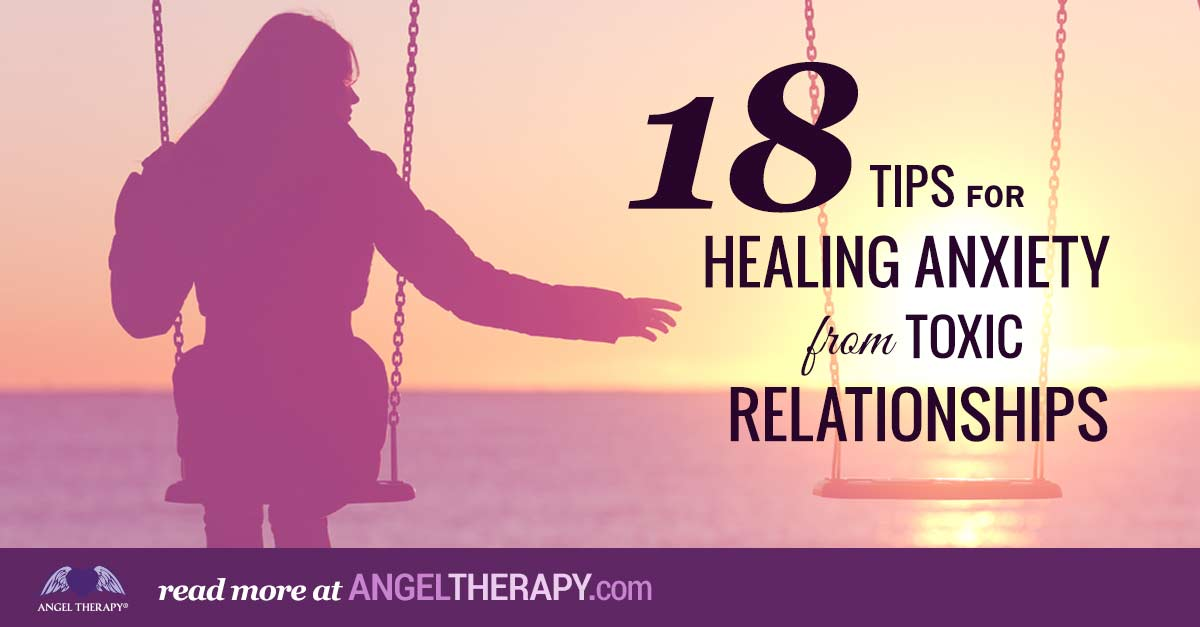 Great article from @DoreenVirtue - Amazing Tips For Healing Anxiety From Toxic Relationships http://t.co/YNQadse1Ma http://t.co/YlR4DNOkh7