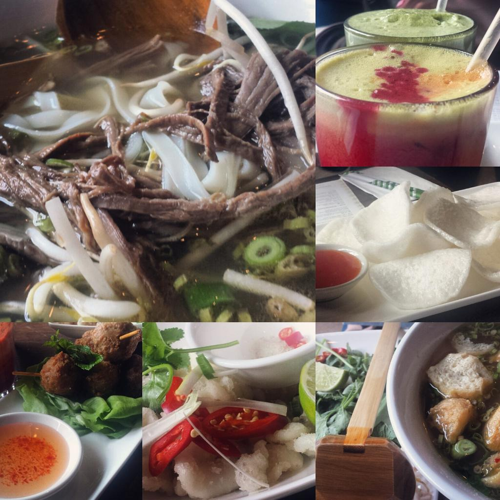 Thanks to @PhoRestaurant for the afternoon eats http://t.co/nPseomJDkB
