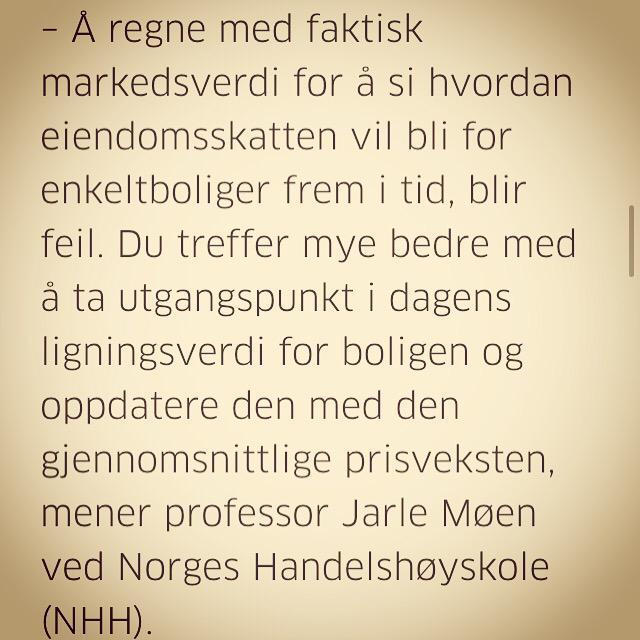 Anbefaler intervjuet m/ professor Jarle Møen fra #NHH og @Aftenposten sine 6 punkter om eskatt http://t.co/O0rmGiqGes http://t.co/WUSRjMS40h