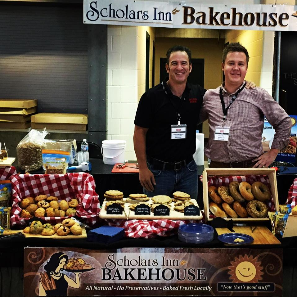Scholars Inn Bakehouse Picture