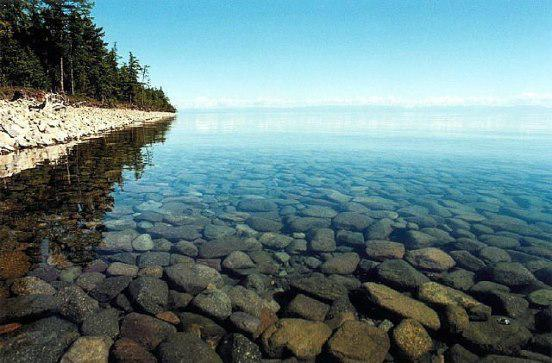 Lana On Twitter Baikal Lake Is The Deepest And Cleanest