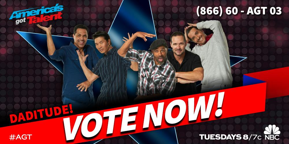 RT @nbcagt: Move to the groove with @DADitudeLA and vote: http://t.co/4fl8IwmFyv. #AGT http://t.co/Flr0HvFkHA