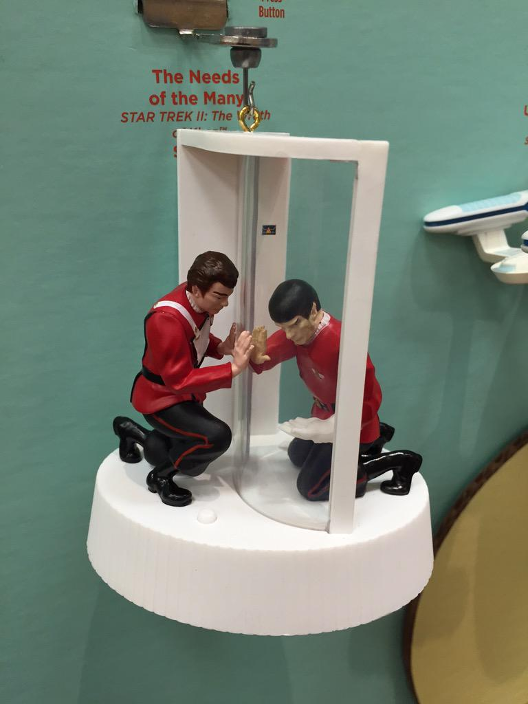 Hallmark has officially run out of ornament ideas. http://t.co/ETZvWKedOp