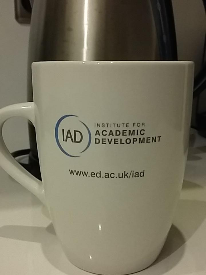 @thesiswhisperer and is even in an @UoE_IAD  mug! http://t.co/yGfHkbiqDg