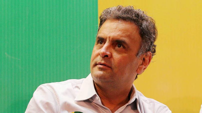Aécio recebeu dinheiro de corrupção de Furnas, diz Youssef > http://t.co/17yhnZjdpT