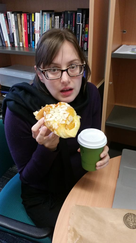 @katiedigc fueling up for #survivephd15 http://t.co/elGKFElgOM