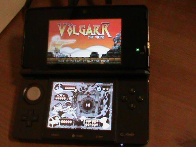 Volgarr the Viking Nintendo 3DS