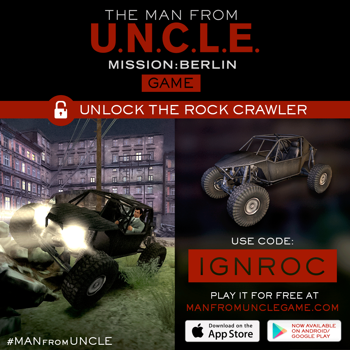 mission berlin unlock codes